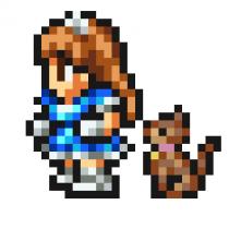 Final Fantasy ドットメイク01