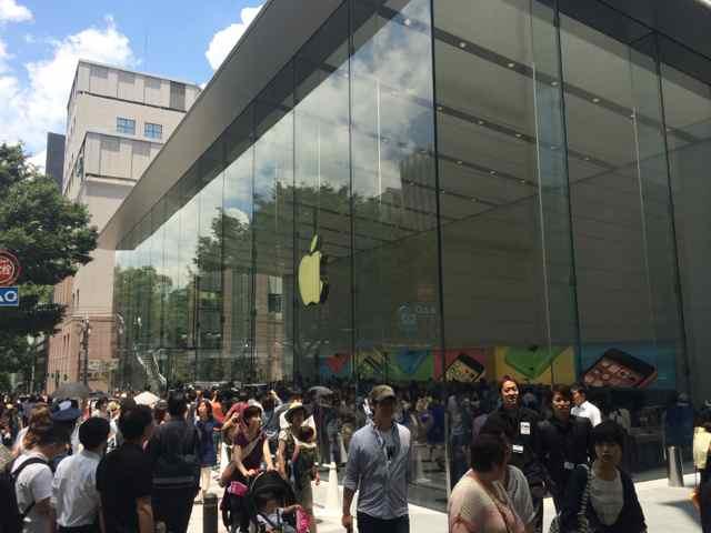 Apple Store-表参道05