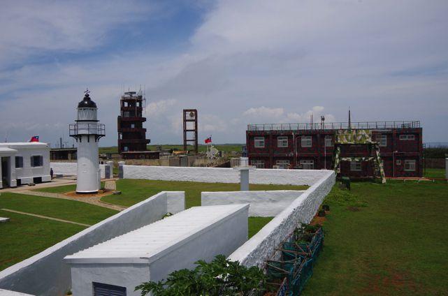 漁翁島灯塔