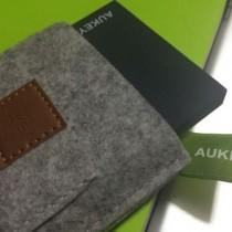 Aukey-モバイルバッテリー10