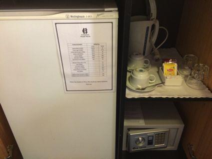 冷蔵庫もあります
