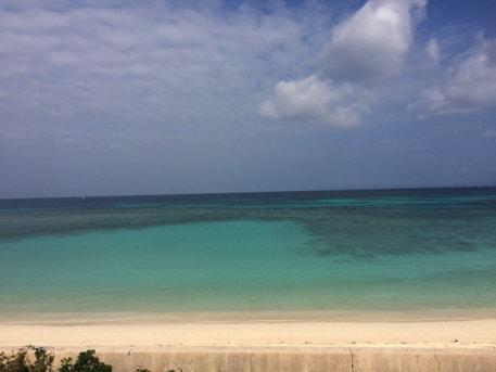 波照間島のニシ浜ビーチ01