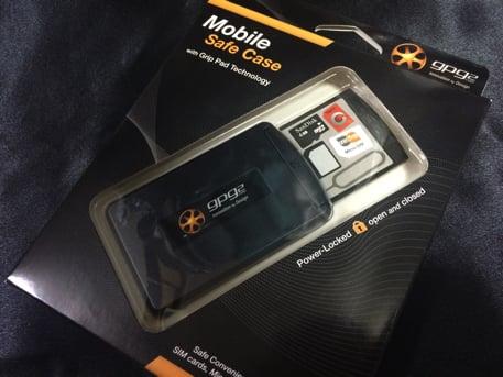 SIMカードケースGPG2