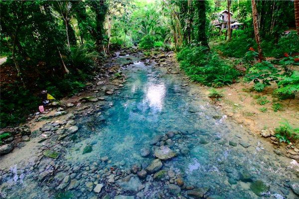 カワサンの滝02