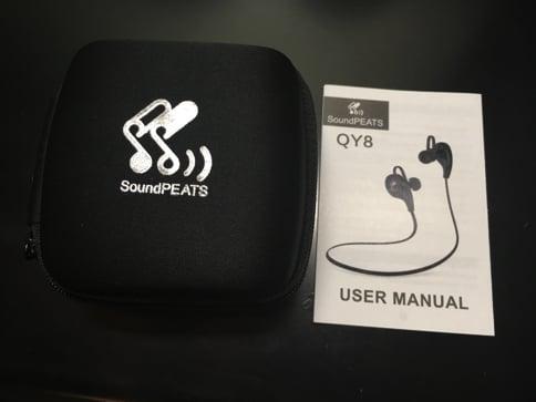 SoundPEATS QY8レビュー