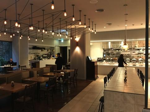 台北で最先端の創作欧風料理が食べられるレストラン「ACHOI」でランチを食べてきました01