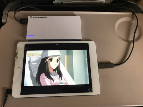 iPhoneやiPadでSDカードが使える!モバイルバッテリーRemax RePower 10000mAhレビュー02