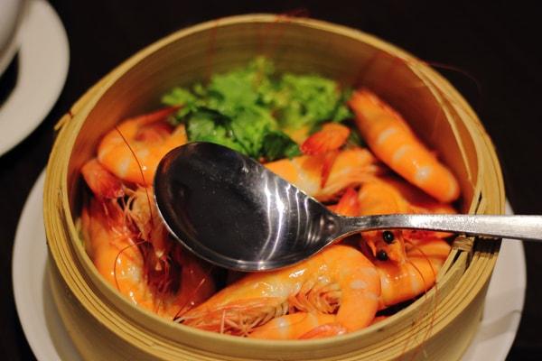 シンガポールの小紅楼 レッドハウスの料理03