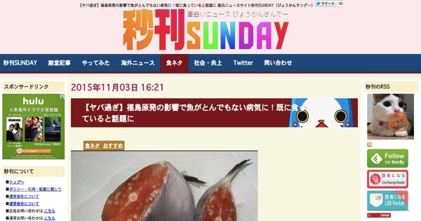 炎上している福島関連の記事で思う、海外サイトの翻訳メディアと著作権について