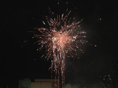 タイ国政府観光庁の船 大阪天神祭12