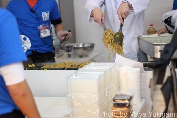 ニコニコ超会議2016 オープンソース焼きそば