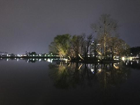 Suseongmotの湖01