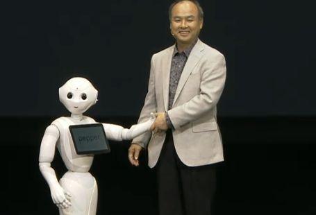 ソフトバンク-ロボット事業07