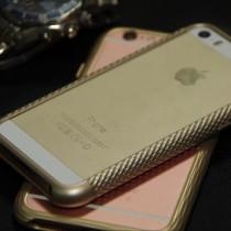 iPhoneケースの高級ブランド。保護性能に特化したジュラルミン削り出しバンパーケース