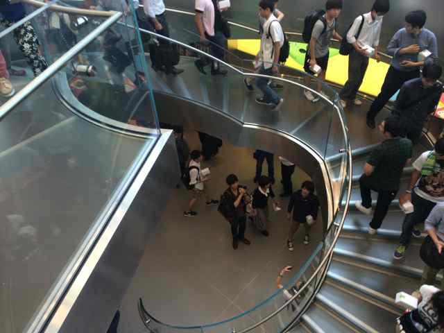Apple Store-表参道09