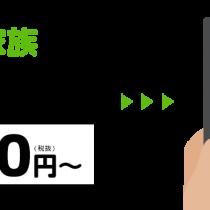 複数枚のSIMカード。家族向け格安SIMのエキサイトモバイルとIIJmioを比較