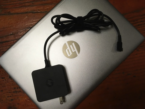 HP EliteBook Folio G1 外観