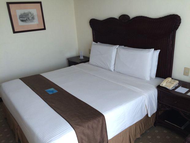 ウォーターフロント エアポート ホテル & カジノ マクタンの部屋