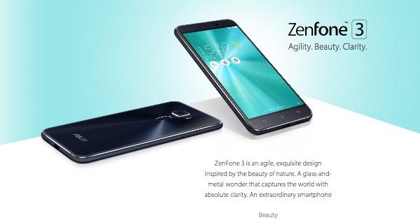 ZenFone3、Deluxe、Ultraのスペックまとめ