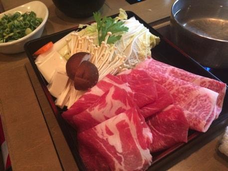 どどーんと肉と野菜