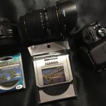 10万円以内の予算で一眼レフカメラと超広角レンズ・単焦点レンズを購入。風景とスナップに