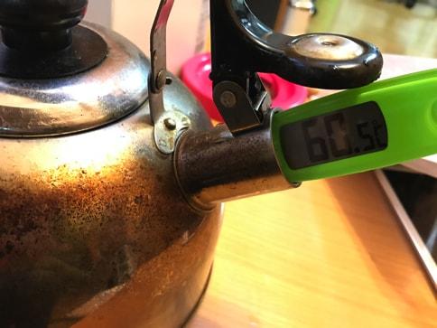 自宅で低温調理!タニカのヨーグルティアでローストビーフ、60度4時間09