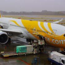 LCCのScoot(スクート)成田から台北!機内は広いし有料Wi-Fiも使えます