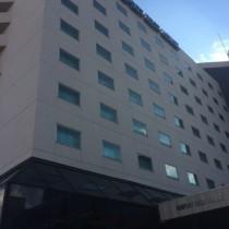 成田空港内のホテル 成田エアポートレストハウスに宿泊。アクセスが良くおすすめ