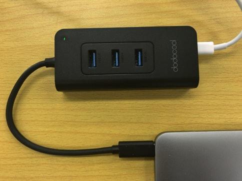 dodocool USB Type-Cハブ08