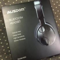 Bluetoothのヘッドホン AUSDOM M04Sは手軽に高音質が楽しめておすすめ