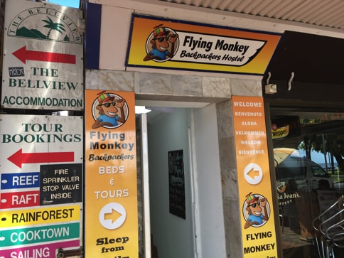 Flying Monkey Backpackers Cairns