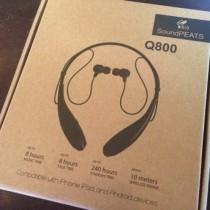 12日まで限定でSoundPEATSのイヤホンが特価セール中。Bluetoothヘッドセットもあり