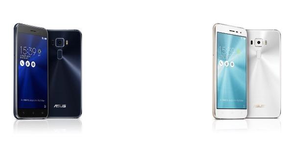 日本版ZenFone3とZenFone3 Deluxeの価格とスペックまとめ