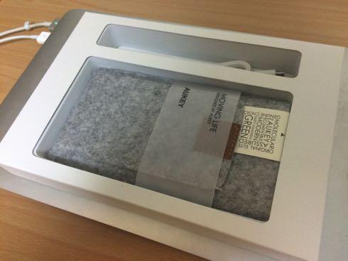 Aukey-モバイルバッテリー02
