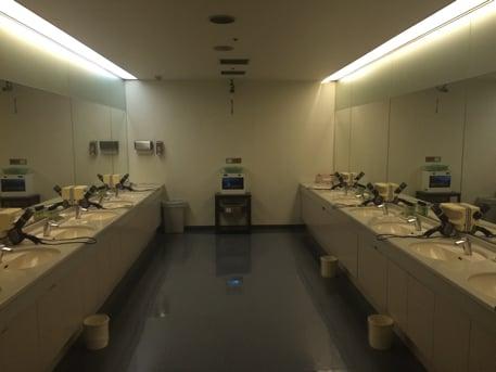 洗面所 カプセルイン蒲田