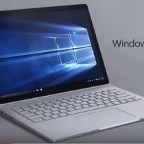 Surface Bookはスペック盛り盛りの13.5インチ。Macbook Proユーザ向け?