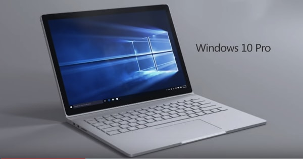Surface Bookのスペック