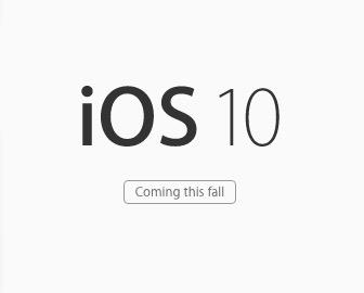 iOS10の新機能まとめ