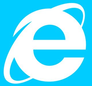 Windows10のブラウザはエッジに