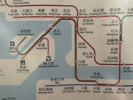 香港からマカオへの行き方。フェリー乗り場は香港駅がアクセス良し