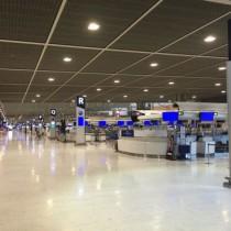 成田空港のWi-Fiの接続手順。ロビーでの暇つぶしに