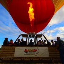 ケアンズ旅行の最終日は早朝の気球ツアーに行こう!料金や景色の写真