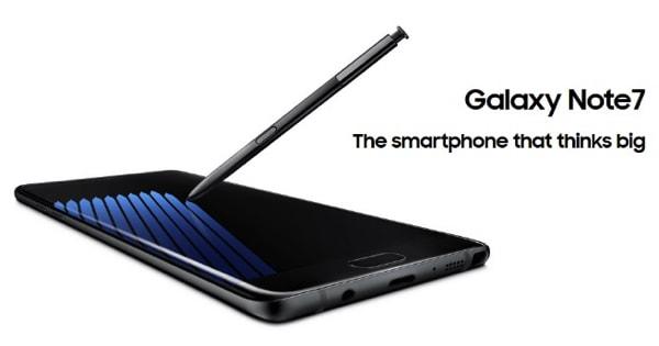 Galaxy Note7が生産・販売終了。日本では未発売の幻の機種に