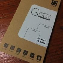 HippoxのiPhoneSE・5s用のガラスフィルム!780円でおすすめ