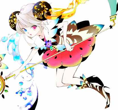 魔法少女大戦_iPhone02