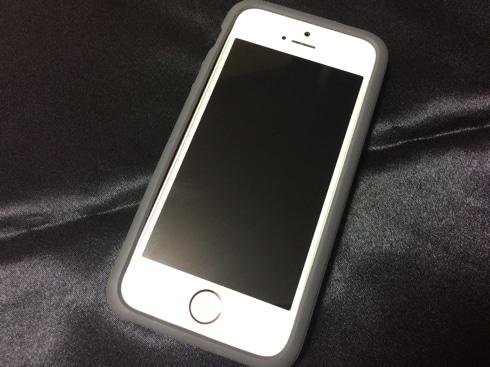DAQのiPhone SE用ケース「AndMesh」の古い金型