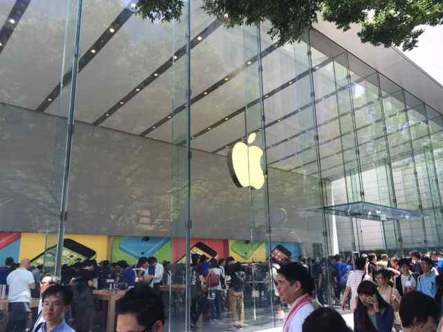 Apple Store-表参道19