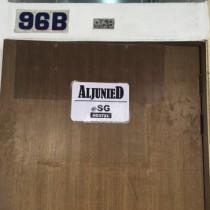 シンガポールのゲイラン・アルジュニードにあるバックパッカー「Aljunied@SG」が安くて快適でした