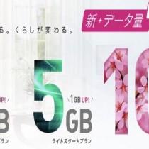 IIJmioの月額料金・プランの違いまとめ。3GBで972円から