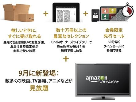 Amazonプライムビデオ01